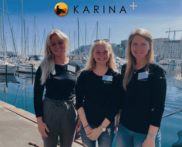 Nyt team i Karina+