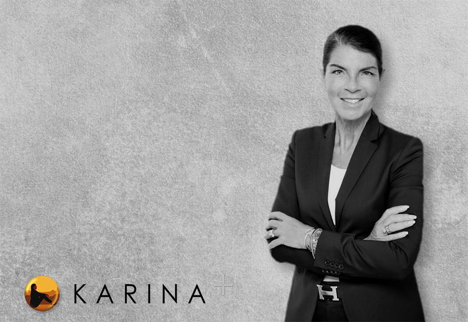Er du den næste kommunikations-                 praktikant hos Karina+?