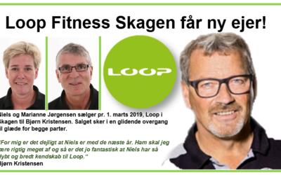 Salg af LOOP i Skagen